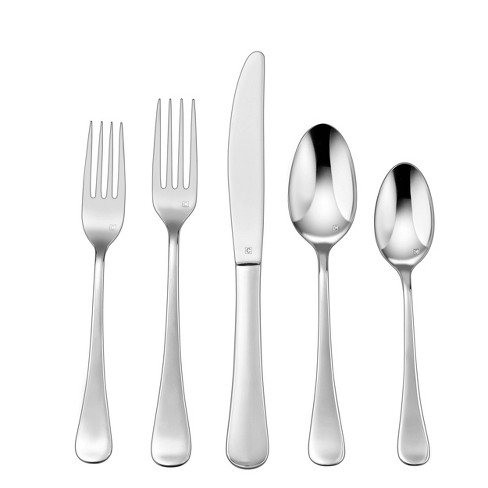 Cuisinart 20pc Stainless Steel Trevoux Silverware Set - image 1 of 4