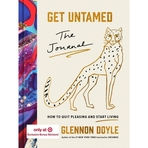 Get Untamed Journal - Target Exclusive Edition by Glennon Doyle (Hardcover) - image 1 of 1