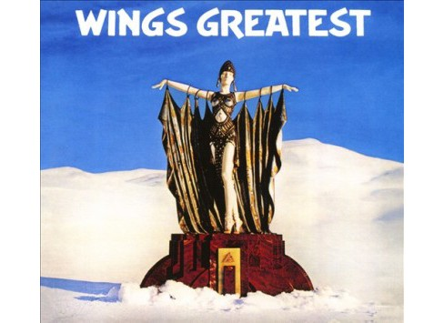 Wings - Greatest (CD) - image 1 of 1