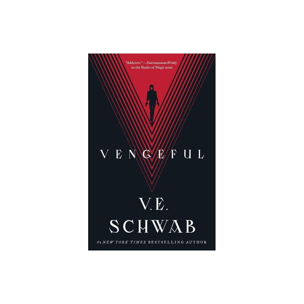 Vengeful Villains 2 By V E Schwab Hardcover
