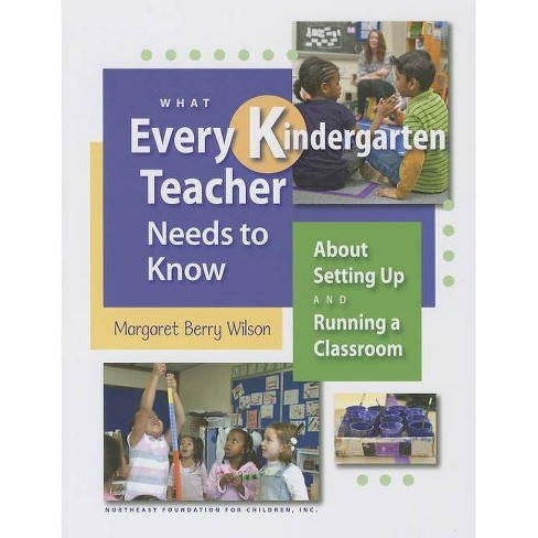 What Every Kindergarten Teacher Needs to Know - (What Every Teacher Needs to Know K-5) (Paperback) - image 1 of 1
