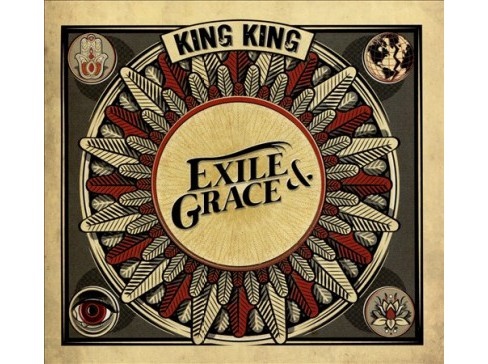 King King - Exile & Grace (CD) - image 1 of 1