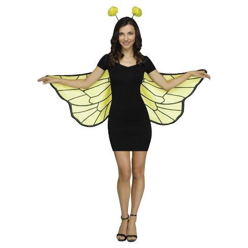 Soft Bumble Bee Wings - image 1 of 1