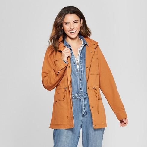 8a25b3bd76f22 Women's Utility Anorak Jacket - Universal Thread™ Copper S : Target