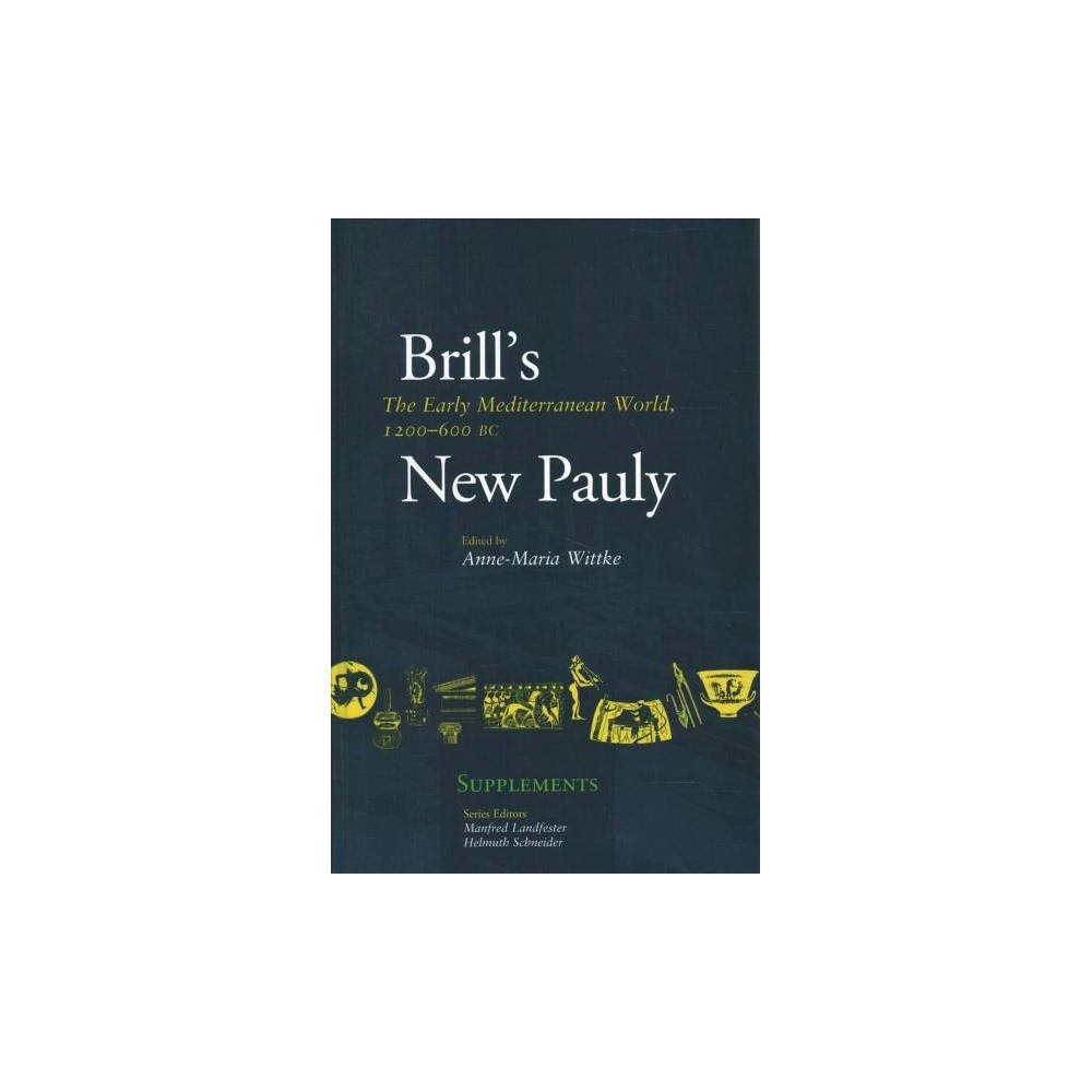 Brill's The Early Mediterranean World, 1200 - 600 BC - Tra (Hardcover)