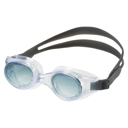 Speedo Adult Boomerang Gradient Goggle - Smoke - image 1 of 1