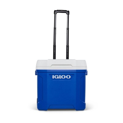 Igloo Latitude 30qt Roller Cooler