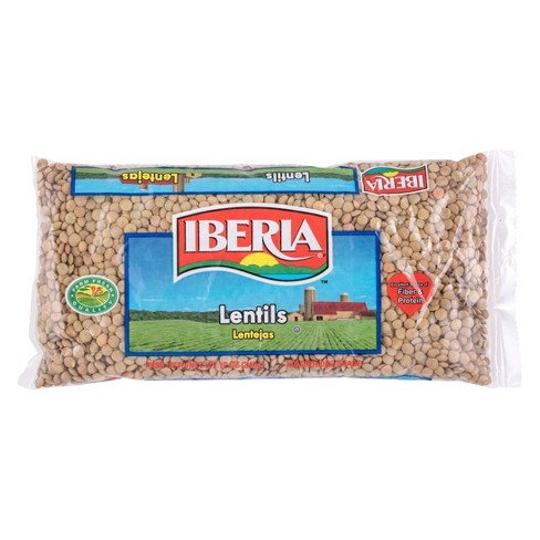 Iberia Lentil Beans - 12oz - image 1 of 2