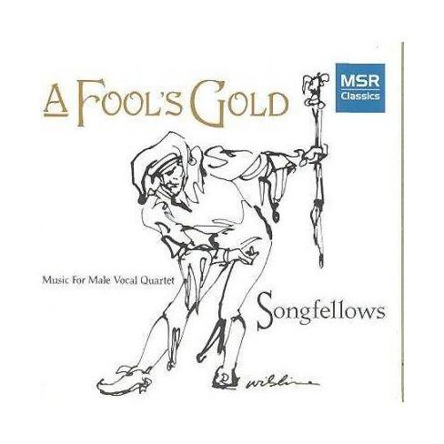 Mukund Marathe - Fool's Gold: Music For Male Vocal Quartet