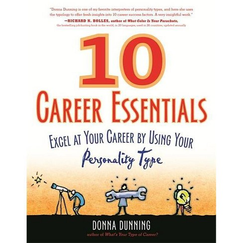 10 Career Essentials - by  Donna Dunning (Paperback) - image 1 of 1
