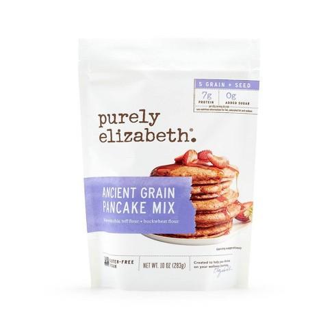 purely elizabeth. Ancient Grain Pancake Mix - 10oz - image 1 of 3