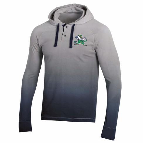 NCAA Men's Long Sleeve Lightweight Hoodie Notre Dame Fighting Irish - image 1 of 2