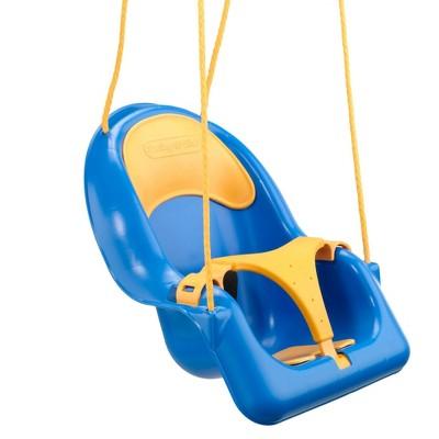 Swing-N-Slide Comfy-N-Secure Toddler Coaster Plastic Swing