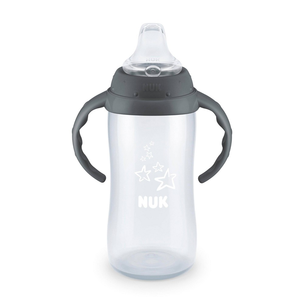 Nuk Large Learner Fashion Cup With Tritan Gray 10oz
