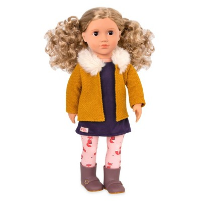 """Our Generation Florence 18"""" Fashion Doll"""