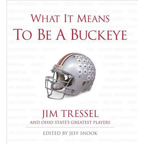 What It Means to Be a Buckeye - (What It Means to Be ...) (Hardcover) - image 1 of 1