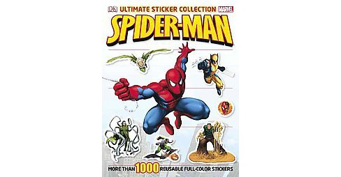 Spider-Man (Paperback) by Dorling Kindersley Inc. - image 1 of 1