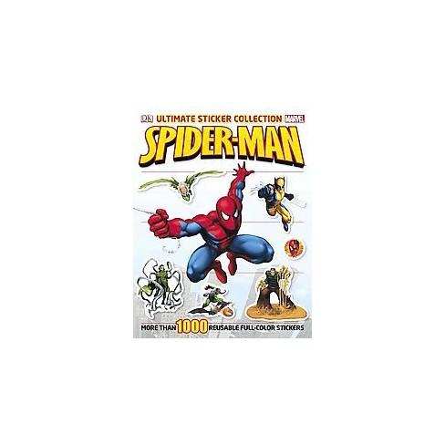 Spider-Man (Paperback) by Dorling Kindersley Inc. - image 1 of 1