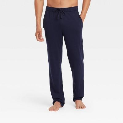 Men's Knit Pajama Pants - Goodfellow & Co™ Xavier Navy L