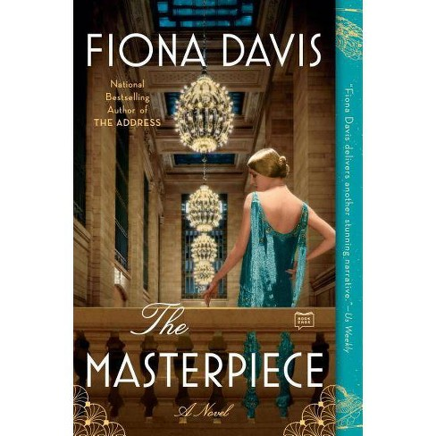 The Masterpiece - by  Fiona Davis (Paperback) - image 1 of 1