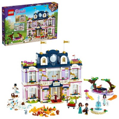 LEGO Friends Heartlake City Grand Hotel 41684 Building Kit