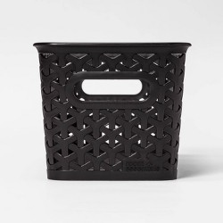 Y-Weave Medium Rectangle Storage Bin - Room Essentials™