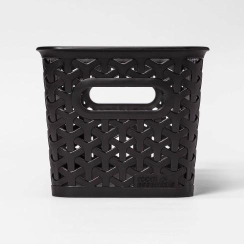 Y-Weave 1/2 Medium Rectangle Storage Bin - Room Essentials™ - image 1 of 3