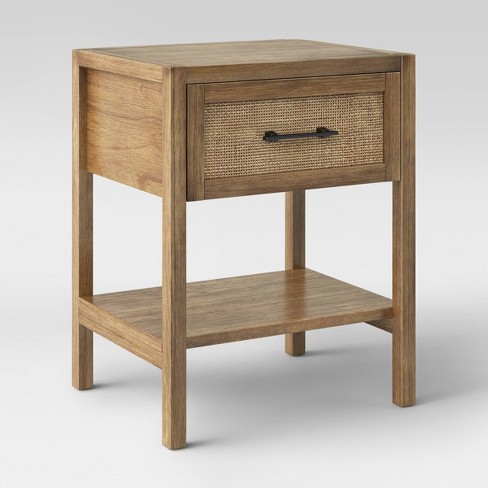 Warwick End Table with Drawer - Threshold™ - image 1 of 4