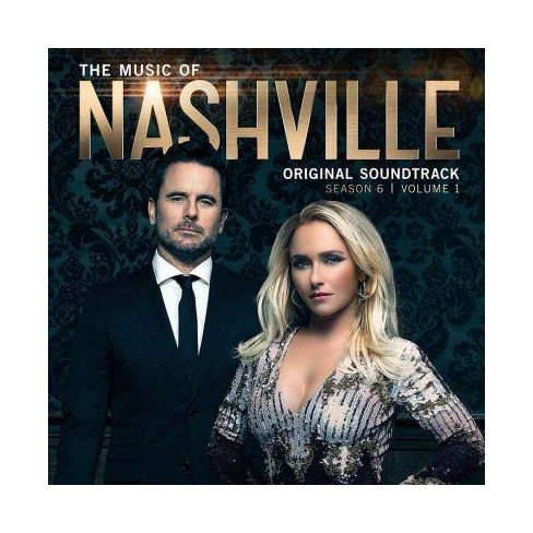 Various - Music Of Nashville: Original Soundtrack Season 6 Volume 1 (Ost) (CD) - image 1 of 1