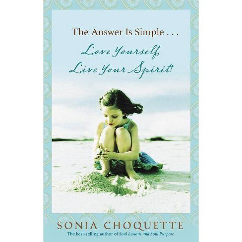 The Answer Is Simple - by  Sonia Choquette (Paperback) - image 1 of 1