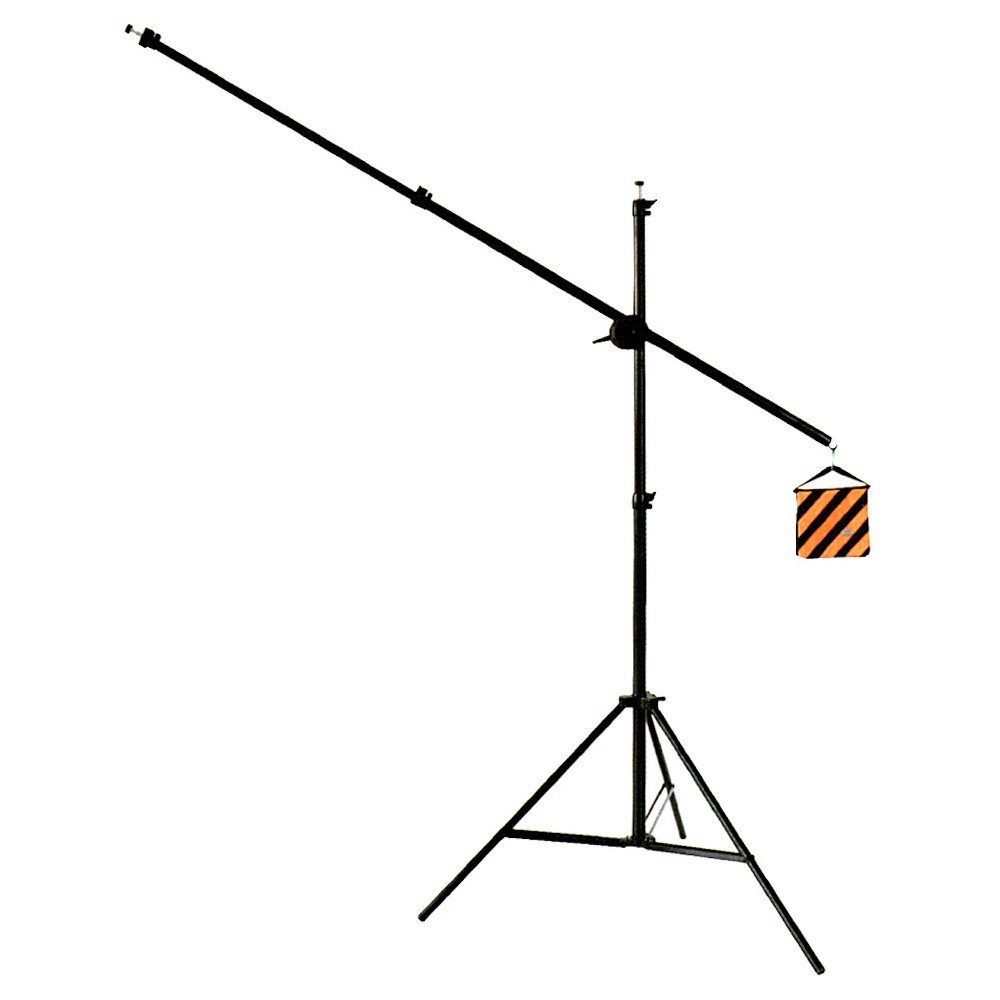 Rps Studio 6 ft Boom Stand with Boom Arm - Black (RS-1145)