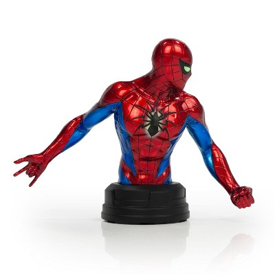 Gentle Giant Studios Marvel Spider-Man Collector Statue | Spider-Man Mark IV Suit | 6-Inch Height