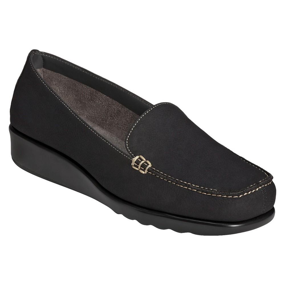 Women's A2 by Aerosoles Gondola Loafers - Black 9