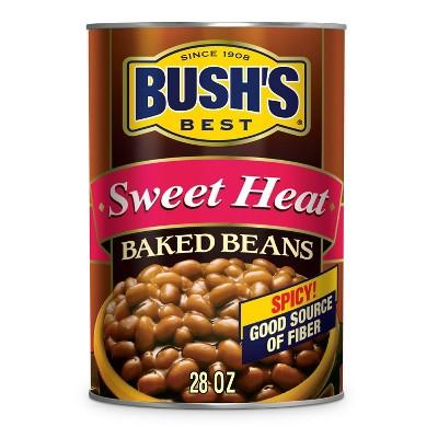 Bush's Baked Beans Sweet Heat - 28oz