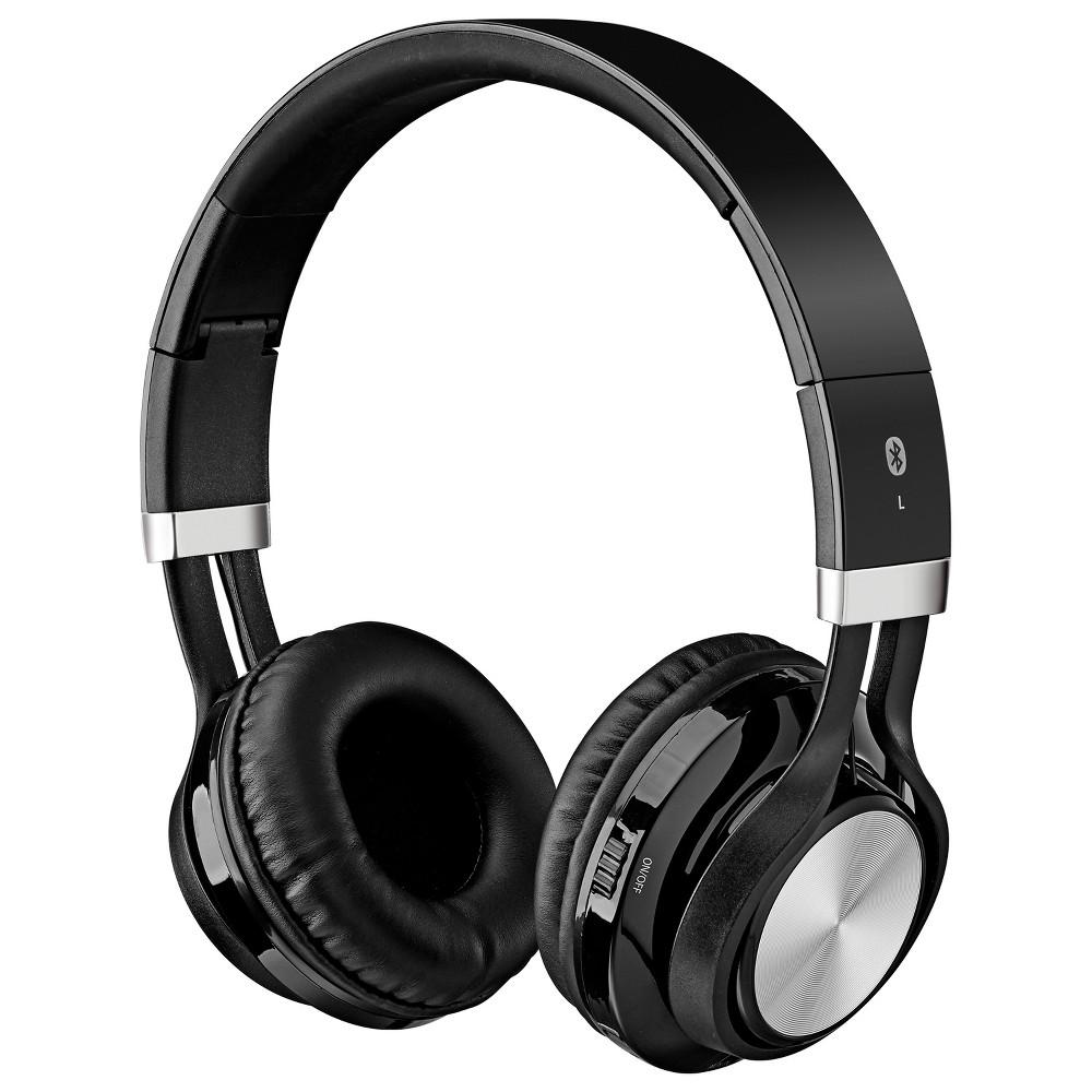 iLive Audio Wireless Bluetooth Headphones - Black (IAHB56B)