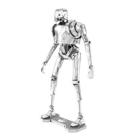 Fascinations Metal Earth Star Wars Rogue One K-2SO 3D Metal Model Kit - image 1 of 3