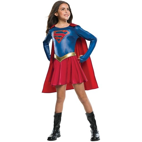 Wonder Woman SuperGirl Red White Super Hero Costume Cosplay Boots size 7 8 9 10