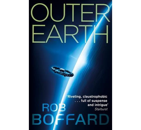 Outer Earth -  by Rob Boffard (Paperback) - image 1 of 1