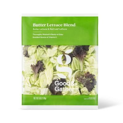 Butter Lettuce Blend - 6oz - Good & Gather™