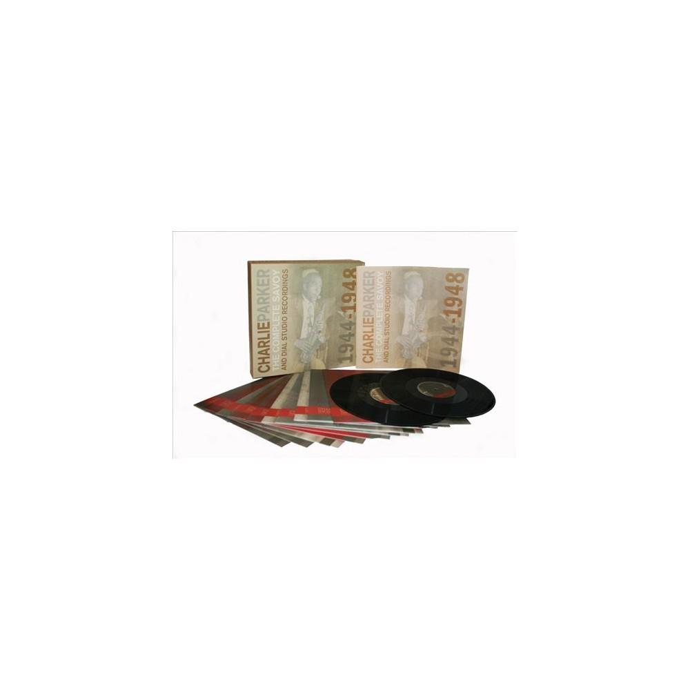 Charlie Parker - Complete Savoy Dial Recordings (Vinyl)