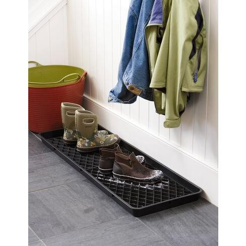Large Boot Tray With Drip Grids - Gardener's Supply Company - image 1 of 3