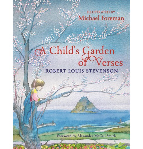 Child's Garden of Verses -  New by Robert Louis Stevenson (Hardcover) - image 1 of 1