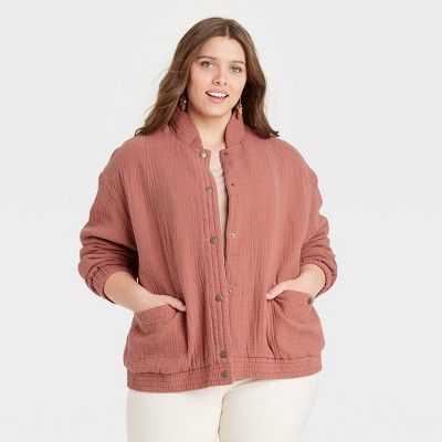 Women's Cloth Jacket - Universal Thread™