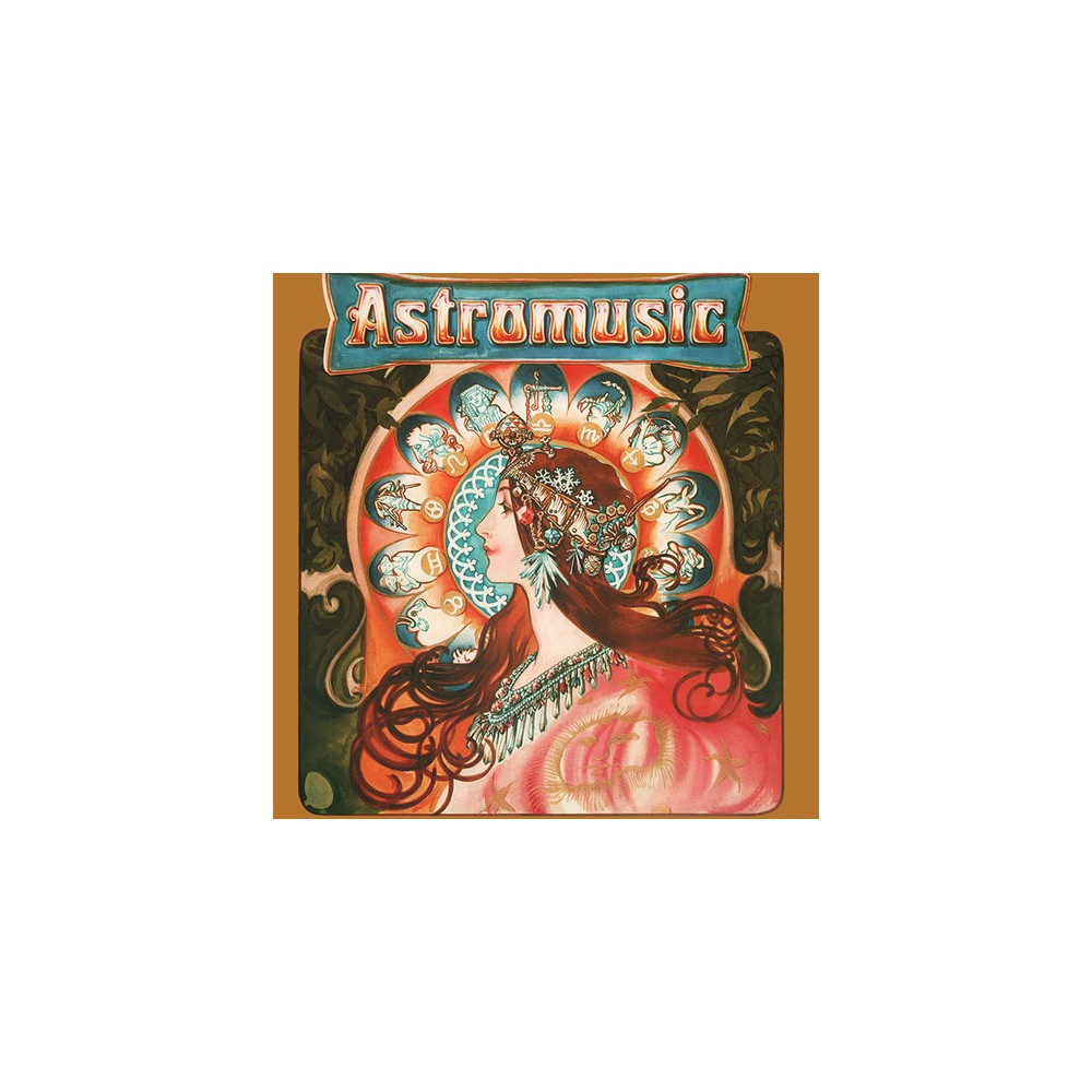 Marcello Giombini - Astromusic Synthesizer (CD)