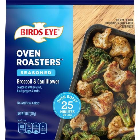 Birds Eye OvenRoasters Frozen Broccoli & Cauliflower - 14oz - image 1 of 4