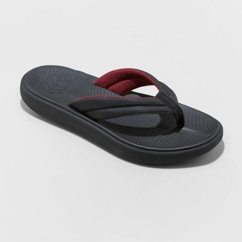 Men's Tyler Flip Flop Sandals - All in Motion™ - image 1 of 3