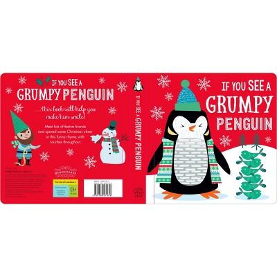 If You See a Grumpy Penguin! - Wondershop Target Exclusive Edition