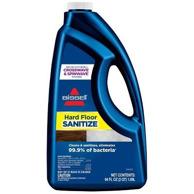 BISSELL MultiSurface Hard Floor Sanitize Formula 64oz