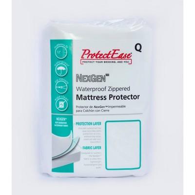 NexGen Waterproof Zippered Mattress Protector - ProtectEase