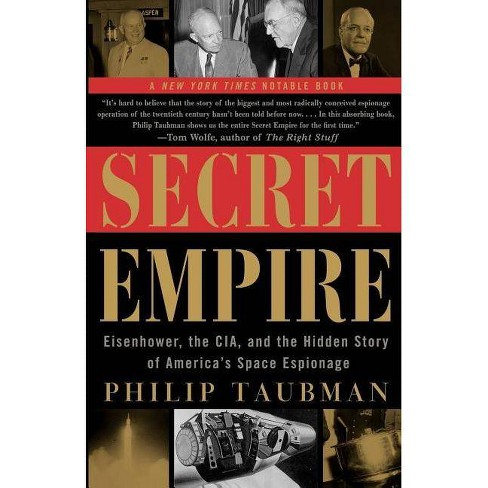Secret Empire - by  Philip Taubman (Paperback) - image 1 of 1